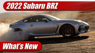 What's New: 2022 Subaru BRZ