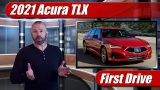 2021 Acura TLX: First Drive