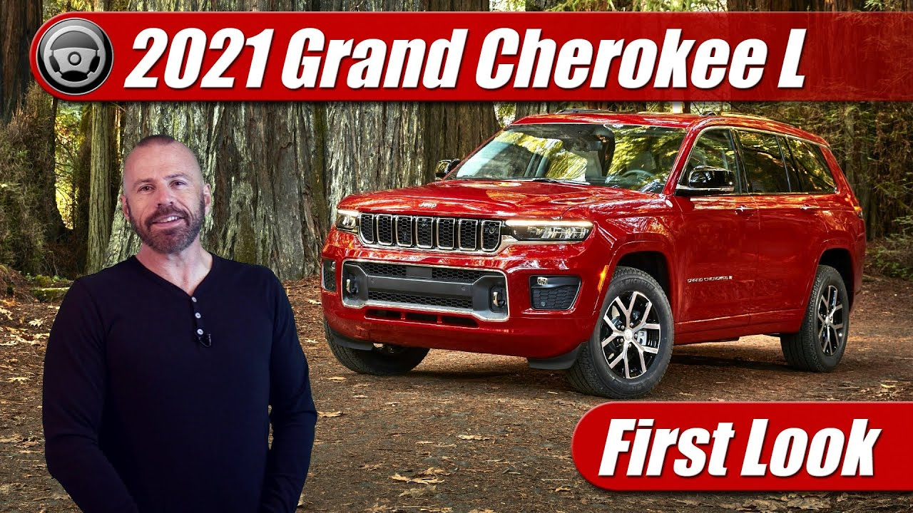 First Look: 2021 Jeep Grand Cherokee L
