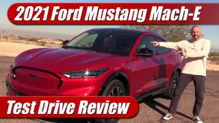 Test Drive: 2021 Ford Mustang Mach-E