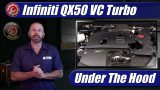 Under The Hood: 2021 Infiniti QX50