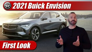 2021 Buick Envision: First Look
