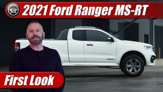 First Look: 2021 Ford Ranger MS-RT