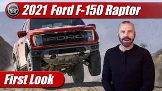 First Look: 2021 Ford Raptor
