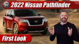 First Look: 2022 Nissan Pathfinder