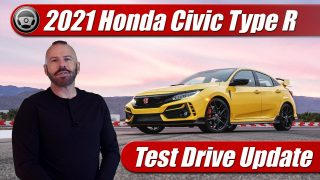 Test Drive: 2021 Honda Civic Type R