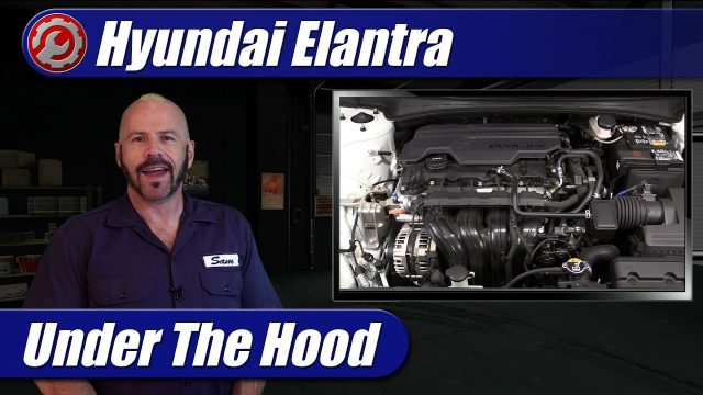 Under The Hood: 2021 Hyundai Elantra