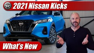 What's New: 2021 Nissan Kicks
