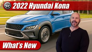 What's New: 2022 Hyundai Kona