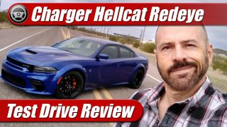 Test Drive: 2021 Dodge Charger Hellcat Redeye