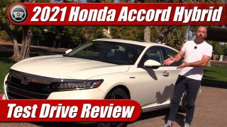 Test Drive: 2021 Honda Accord Hybrid