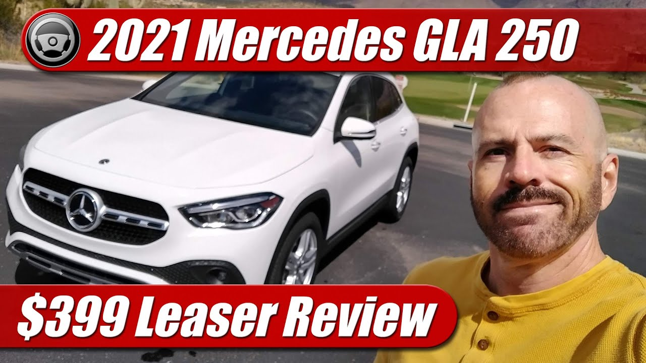 Test Drive: 2021 Mercedes-Benz GLA 250