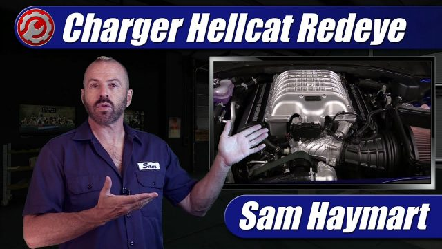 Under The Hood: 2021 Dodge Charger Hellcat Redeye
