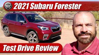 Test Drive: 2021 Subaru Forester