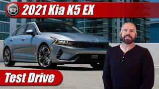 First Drive: 2021 Kia K5 EX