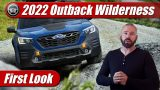 First Look: 2022 Subaru Outback Wilderness