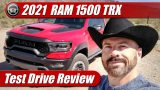 Test Drive: 2021 RAM 1500 TRX