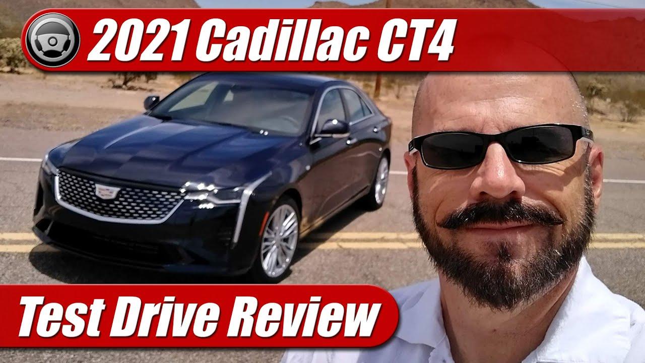 Test Drive: 2021 Cadillac CT4