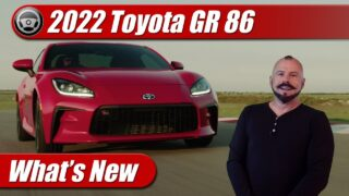 2022 Toyota GR 86: What's New