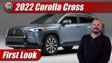 First Look: 2022 Toyota Corolla Cross