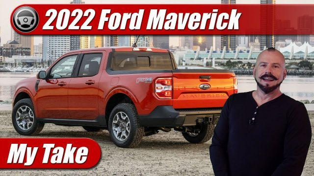My Take: 2022 Ford Maverick