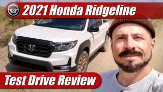 Test Drive: 2021 Honda Ridgeline HPD