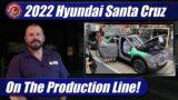 2022 Hyundai Santa Cruz: Production Line