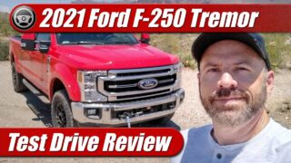 Test Drive: 2021 Ford Super Duty F-250 Tremor