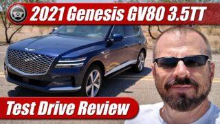 Test Drive: 2021 Genesis GV80