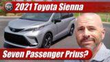Test Drive: 2021 Toyota Sienna Hybrid