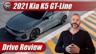 Drive Review: 2021 Kia K5 GT-Line