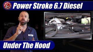 Under The Hood: 2020-2022 Ford Super Duty Power Stroke Diesel
