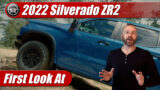 2022 Chevrolet Silverado ZR2: First Look At