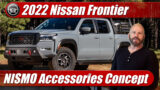 2022 Nissan Frontier: NISMO Off-Road Accessories