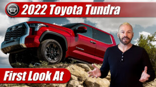 First Look: 2022 Toyota Tundra