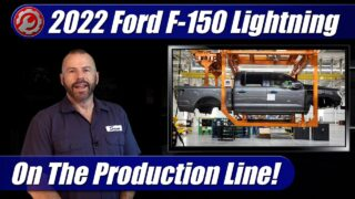 How It's Made: 2022 Ford F-150 Lightning