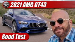 Road Test: 2021 AMG GT43