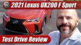 Test Drive: 2021 Lexus UX200 F-Sport