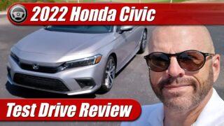 Test Drive: 2022 Honda Civic Touring