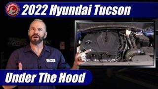 2022 Hyundai Tucson: Under The Hood
