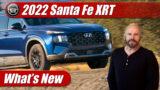 2022 Hyundai Santa Fe XRT: First Look At