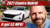 Test Drive: 2021 Hyundai Elantra Hybrid