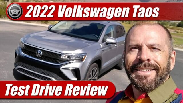 Test Drive: 2022 Volkswagen Taos SE